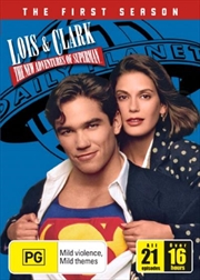 Lois And Clark - The New Adventures Of Superman - Season 01