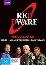 Red Dwarf - The Complete Collection