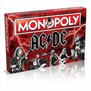 AC/DC Monopoly | Merchandise