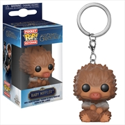 Fantastic Beasts 2 - Baby Niffler BW Pop! Keychain