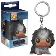 Fantastic Beasts 2 - Baby Niffler BNW Pop! Keychain