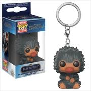 Fantastic Beasts 2 - Baby Niffler GY Pop! Keychain
