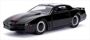 Knight Rider - KITT 1:32 Scale Hollywood Ride Diecast Vehicle PDQ | Merchandise