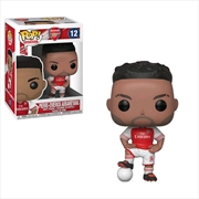 EPL: Arsenal - Pierre-Emerick Aubameyang Pop! Vinyl