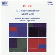 Bliss - A Colour Symphony Adam Zero | CD