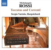 Toccate And Correnti | CD