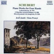 Schubert - Piano Works for 4 Hands | CD