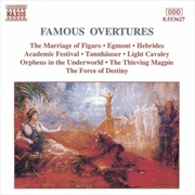 Famous Overtures | CD