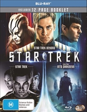 Star Trek / Star Trek - Into Darkness / Star Trek Beyond | Triple Pack - Franchise Pack