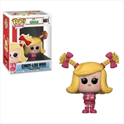 The Grinch (2018) - Cindy-Lou Who Pop! Vinyl
