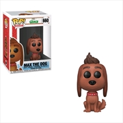 The Grinch (2018) - Max the Dog Pop! Vinyl