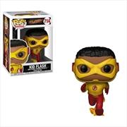 Flash - Kid Flash Pop! Vinyl