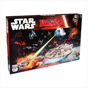 Star Wars Game Masters Risk Game