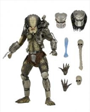 "Predator - 7"" Ultimate Jungle Hunter Action Figure 