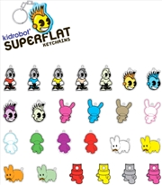 "Kidrobot - Superflat Keychains 2"" Blind Box 