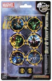 Heroclix - Avengers Infinity Dice & Token Pack