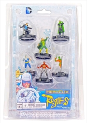 "Heroclix - DC Comics The Flash ""The Rogues"" Fast Forces 6-Pack 