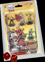 Heroclix - Hammer of Thor - Fast Forces 6-Pack | Merchandise