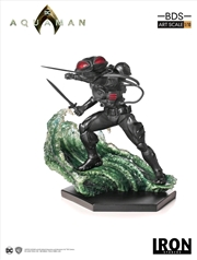Aquaman - Black Manta 1:10 Scale Statue