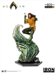 Aquaman - Aquaman 1:10 Scale Statue
