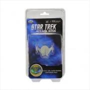 Star Trek - Attack Wing Wave 3 IRW Gal Gath'Thong Expansion Pack | Merchandise
