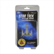 Star Trek - Attack Wing Wave 3 IKS Somraw Expansion Pack | Merchandise