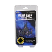 Star Trek - Attack Wing Wave 3 4th Division Battleship Expansion Pack | Merchandise