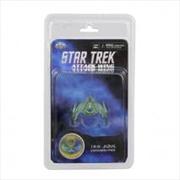 Star Trek - Attack Wing Wave 23 IRW Jazkal | Merchandise
