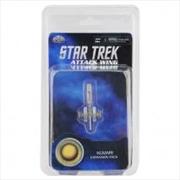 Star Trek - Attack Wing Wave 22 Kumari | Merchandise