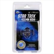 Star Trek - Attack Wing Wave 21 Robinson Expansion | Merchandise