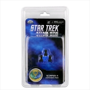 Star Trek - Attack Wing Wave 20 Scorpion 4 Expansion Pack | Merchandise