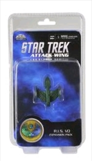 Star Trek - Attack Wing Wave 2 RIS Vo Expansion Pack | Merchandise