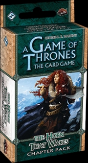 Game of Thrones - LCG The Horn that Wakes Chapter Pack Expansion | Merchandise