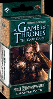 Game of Thrones - LCG The Kingsguard Chapter Pack Expansion | Merchandise