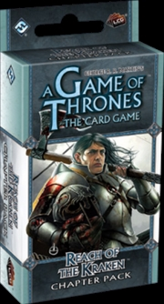 Game of Thrones - LCG Reach of the Kraken Chapter Pack Expansion | Merchandise