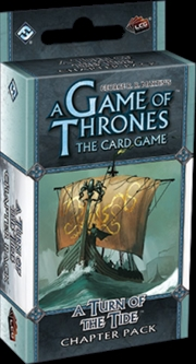 Game of Thrones - LCG A Turn of the Tide Chapter Pack Expansion | Merchandise