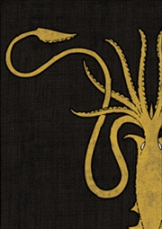 Game of Thrones - Card Sleeve Greyjoy | Merchandise