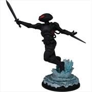 Aquaman - Black Manta 1:9 Statue
