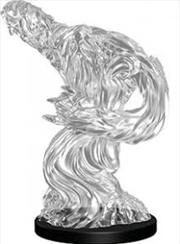 Pathfinder - Deep Cuts Unpainted Miniatures: Medium Water Elemental | Games