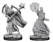Pathfinder - Deep Cuts Unpainted Miniatures: Liches | Games