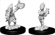 Pathfinder - Deep Cuts Unpainted Miniatures: Gnome Male Bard | Games