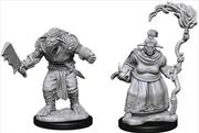 Pathfinder - Deep Cuts Unpainted Miniatures: Bugbears   Games