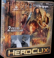 Heroclix - The Hobbit Desolation of Smaug Minigame