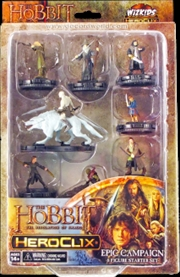 Heroclix - The Hobbit Desolation of Smaug Campaign Starter
