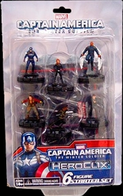 Heroclix - Marvel Winter Soldier Starter | Merchandise