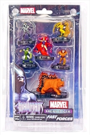 Heroclix - Marvel Guardians Galaxy Inhumans 6-Pack | Merchandise
