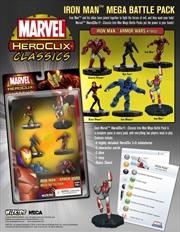 Heroclix - Iron Man Armor Wars - Battle Pack 6-Pack | Merchandise