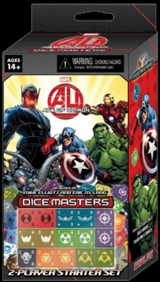 Dice Masters - Avengers Age of Ultron Starter | Merchandise