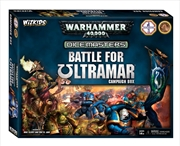 Dice Masters - Warhammer 40,000 Battle for Ultramar Campaign Box