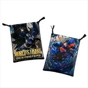 Dice Masters - World's Finest Batman / Superman Dice Bag | Merchandise